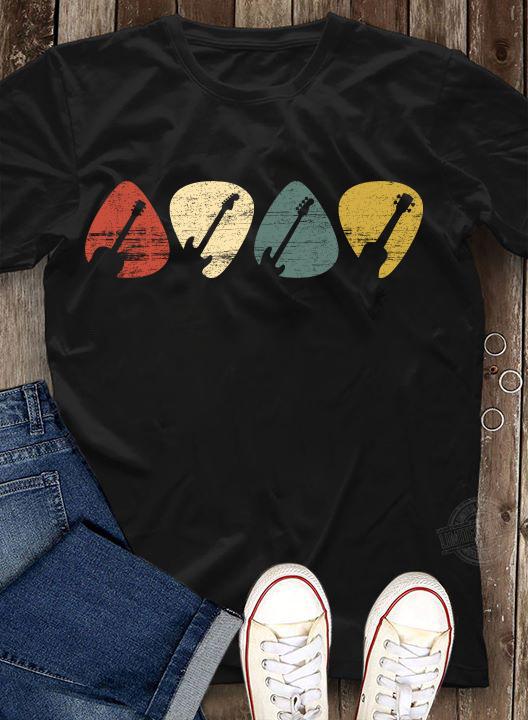 Guitar Vintage Shirt
