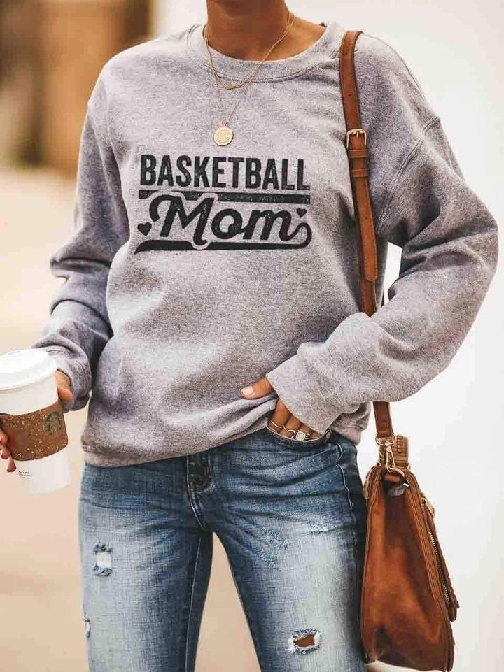 Official Basketball mom Shirt