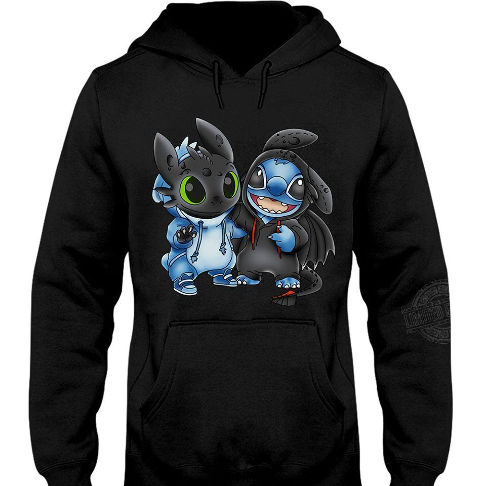 Toothless and stitch Shirt